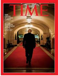 Time Magazine issue 22nd May 2017