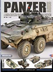Panzer Aces Magazine Cover