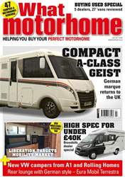 What Motorhome issue Jul 2017