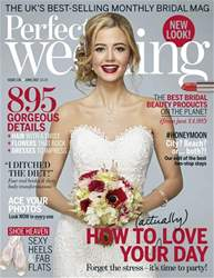 Perfect Wedding issue June 2017