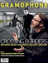 Gramophone issue June 2017