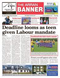 Arran Banner issue 19 May 2017