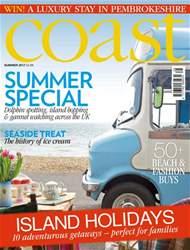 Coast issue No. 129 Summer Special