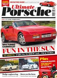 Ultimate Porsche issue July 2017
