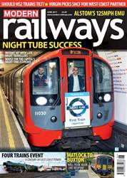 Modern Railways issue  June 2017