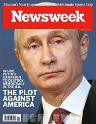 Newsweek International issue 26th May 2017