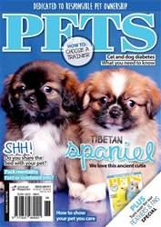 Pets Magazine Cover