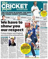 The Cricket Paper issue 19th May 2017