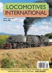 Locomotives International issue Locomotives International