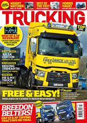 Trucking Magazine issue No. 404 Free and Easy