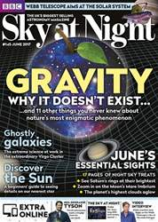 BBC Sky at Night Magazine issue June 2017