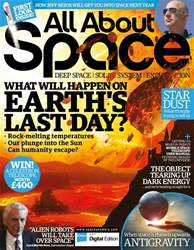 All About Space issue All About Space