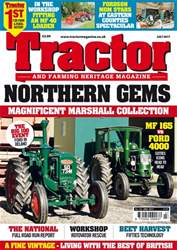 Tractor & Farming Heritage Magazine issue July 2017