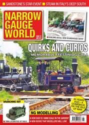 Narrow Gauge World issue June 2017