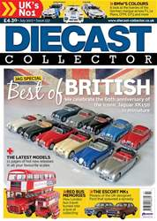 Diecast Collector issue July 2017