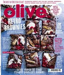 Olive Magazine issue June 2017