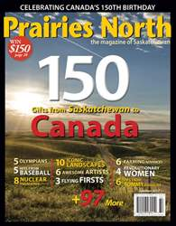 Prairies North Magazine issue Prairies North Magazine