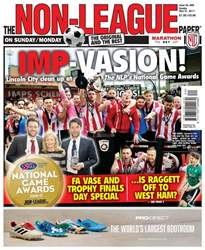 The Non-League Football Paper issue 21st May 2017