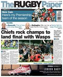 The Rugby Paper issue 21st May 2017