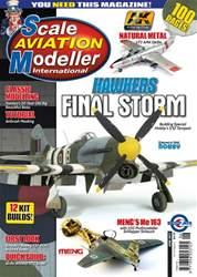 Scale Aviation Modeller Internat issue SAMI Vol 23 Iss 6 June 2017