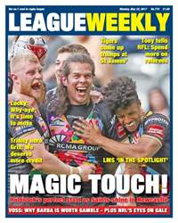 League Weekly issue League Weekly