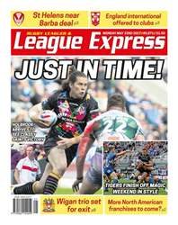 League Express issue 3071
