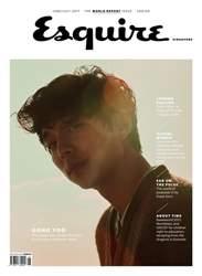 Esquire Singapore issue Jun 2017