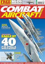 Combat Aircraft issue European Edition - Vol 13 No 2