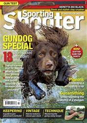 Sporting Shooter issue Sporting Shooter