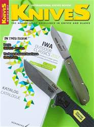 KNIVES INTERNATIONAL issue 27 Knives International