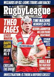 Rugby League World issue Rugby League World