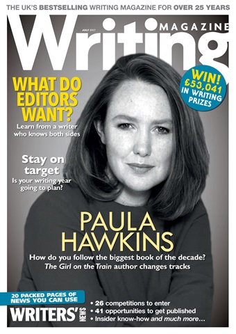 Writing Magazine issue July 2017
