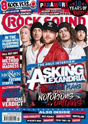 Rock Sound Magazine issue Rock Sound Magazine
