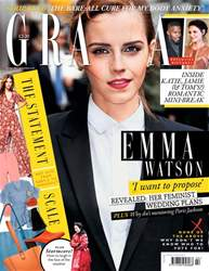 Grazia issue 29th May 2017