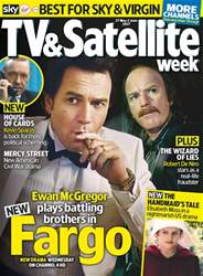 TV & Satellite Week issue 27th May 2017