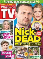 What's on TV issue 27th May 2017