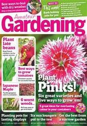 Amateur Gardening issue 27th May 2017
