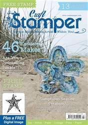 Craft Stamper Magazine Cover