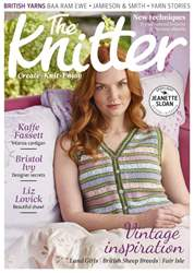 The Knitter issue Issue 112