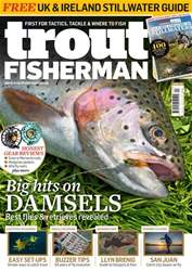 Trout Fisherman issue Trout Fisherman