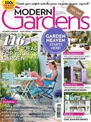Modern Gardens issue June 2017