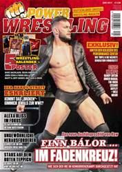Power-Wrestling issue Juni 2017