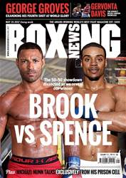 Boxing News issue Boxing News