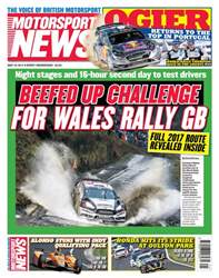 Motorsport News issue 24th May 2017