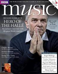 BBC Music Magazine issue BBC Music Magazine