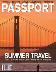 Passport issue June 2017