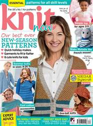 Knit Now issue Issue 74