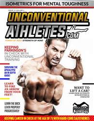 Unconventional Athletes Magazine issue Issue 11 Volume 1