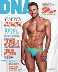DNA Magazine issue DNA #209 - Fashion Issue