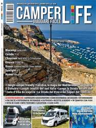 CAMPER LIFE issue CamperLife_Giugno 2017_L'estate è ormai alle porte